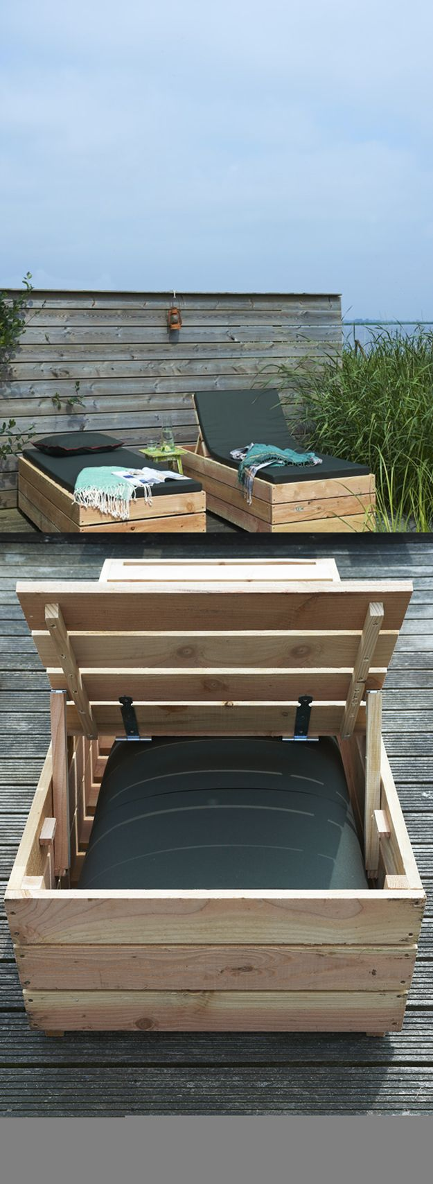 instructions on how to make pallet patio furniture