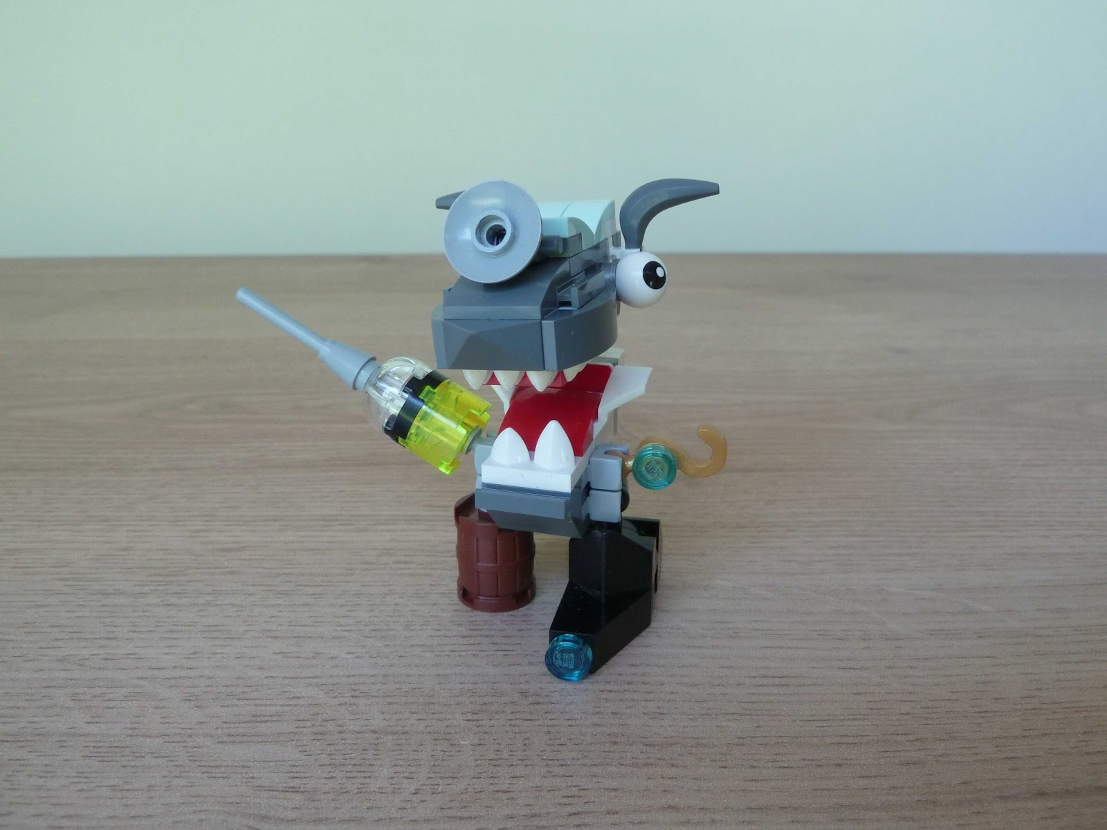 lego mixels series 9 instructions
