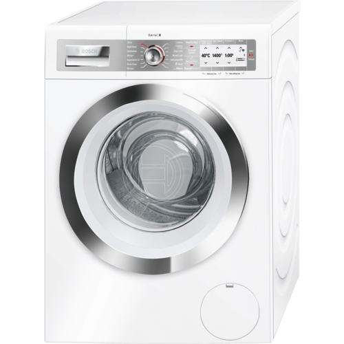 bosch washing machine installation instructions