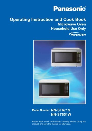 microwave rice cooker instructions