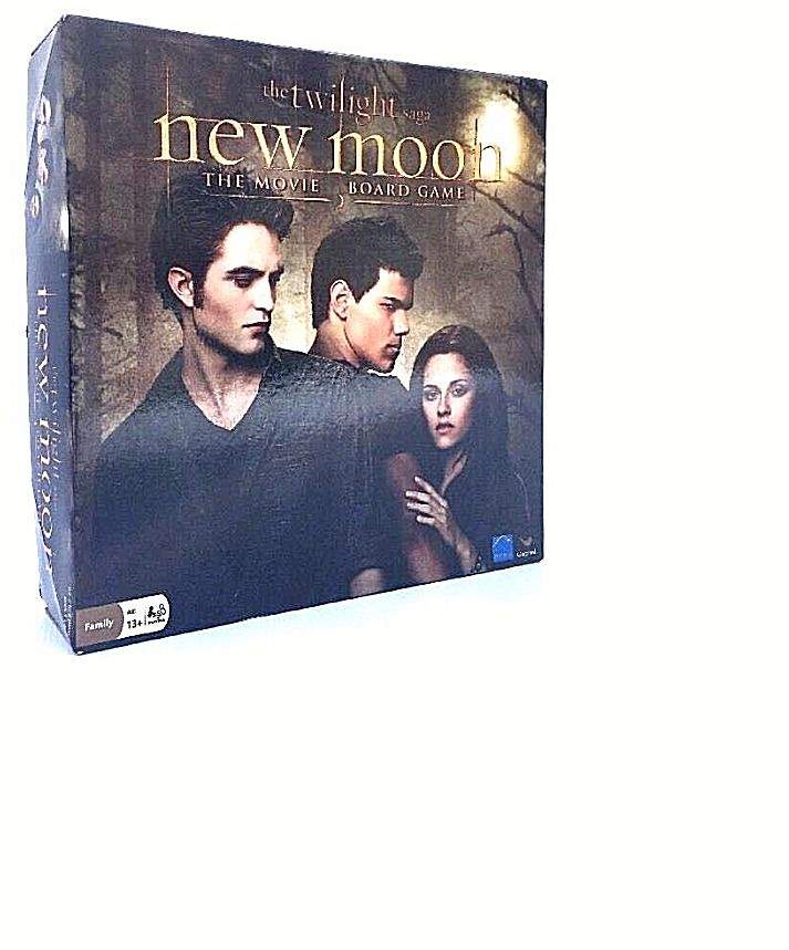new moon the movie board game instructions