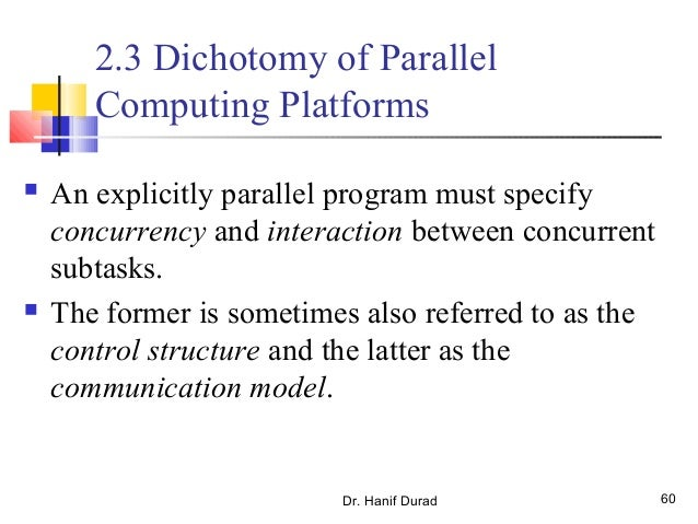 explicitly parallel instruction computing