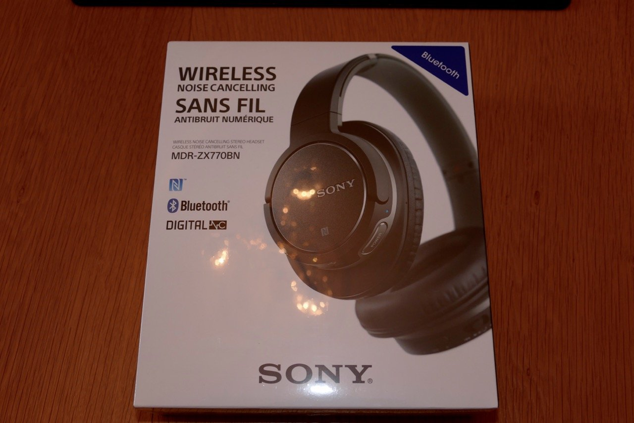 sony mdr zx770bn instructions