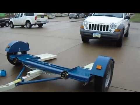 stehl tow dolly instructions