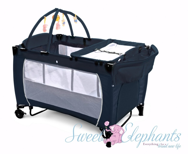 sweet elephant portable cot instructions