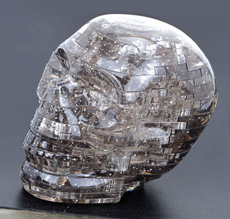 crystal skull puzzle instructions