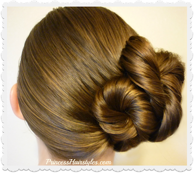 step by step instructions for updo hairstyles