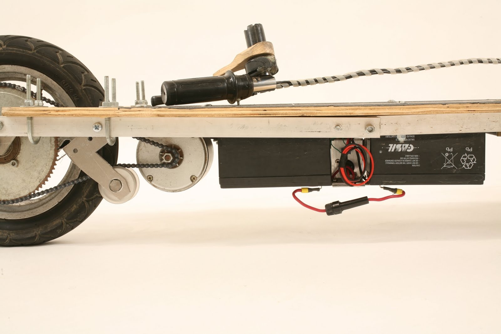 diy electric skateboard instructables