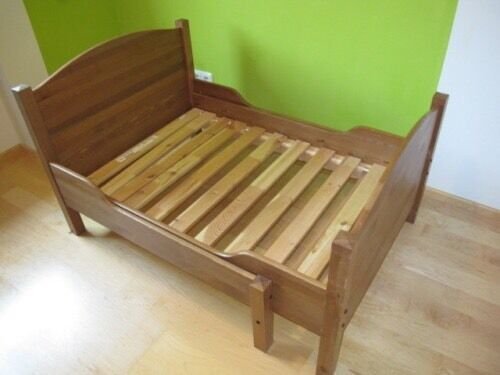 ikea extendable childrens bed instructions