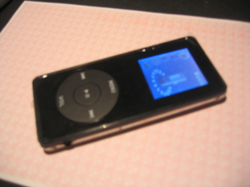 ipod nano 4gb instruction manual