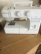 john lewis jl mini sewing machine instructions