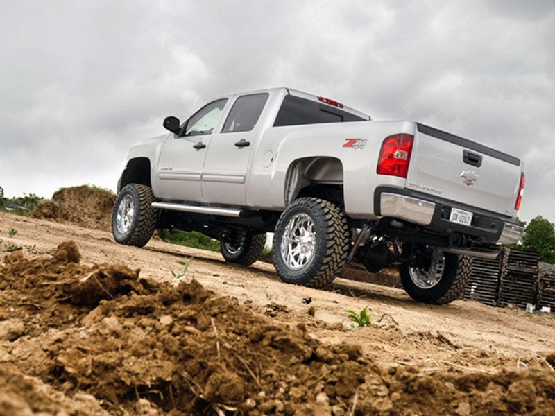 rough country lift kit instructions