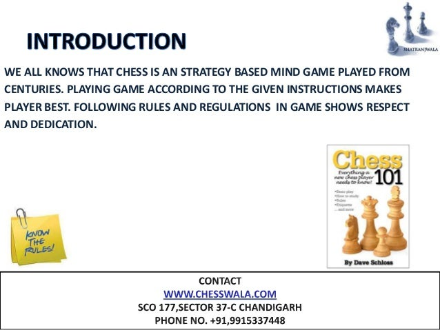 the most instructive games of chess